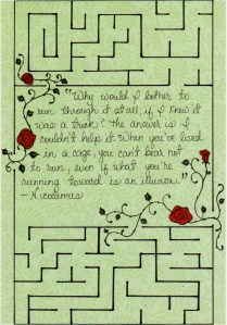 mazes and roses
