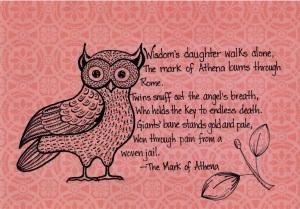 Wisdom's daughter