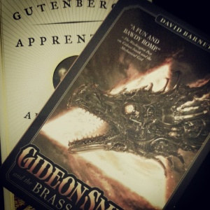 Gideon and Gutenberg
