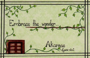 embrace the wonder