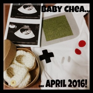 baby cheap announcement